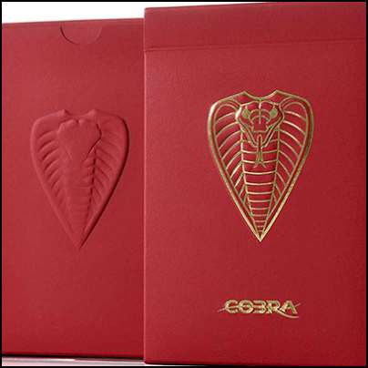 jeu de cartes cobra