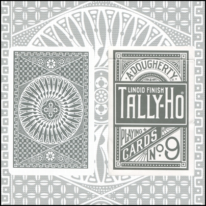 Tally-Ho Circle Back (argent)