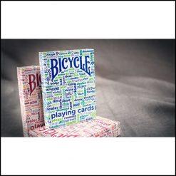 Bicycle Table Talk (vert)