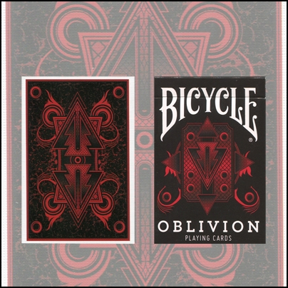 Bicycle Oblivion (rouge)