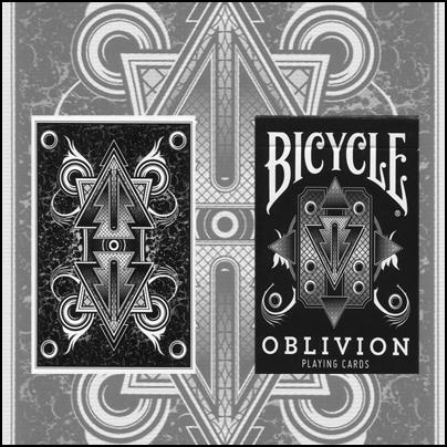 Bicycle Oblivion (blanc)