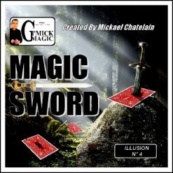 Magic Sword (bleu)