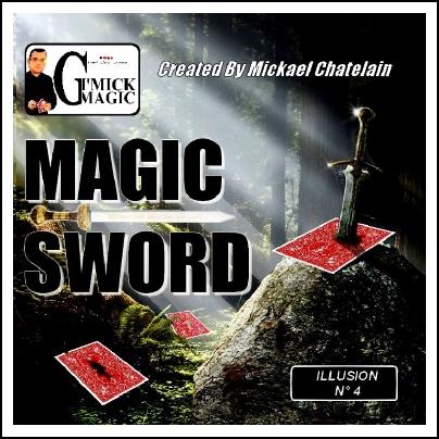 Magic Sword (bleu)