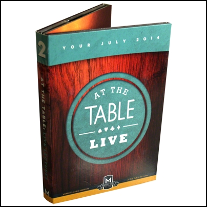 At The Table - Vol 02 (5 DVD)