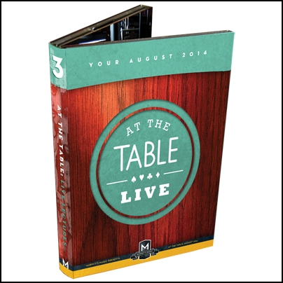 At The Table - Vol 03 (4 DVD)