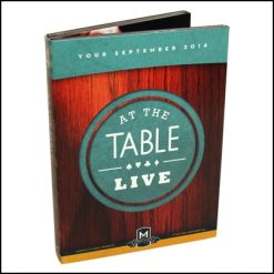 At the Table - Vol 04 (4 DVD)