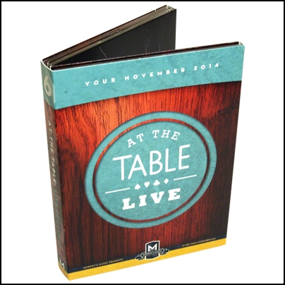 At The Table - Vol 06 (4 DVD)