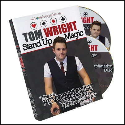 Stand Up Magic (2 DVD)