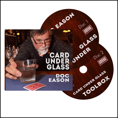 Card Under Glass (2 DVD)
