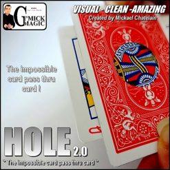 Hole 2 (rouge)