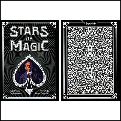 Stars of Magic (black)