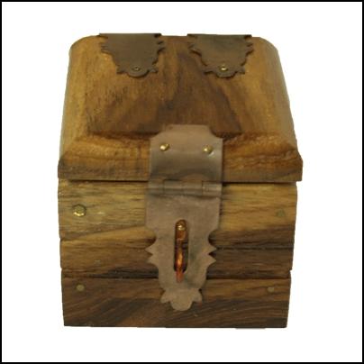 Ring Box (wood)