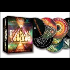 Essential Card Magic Toolbox (8 DVD)
