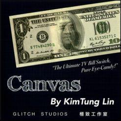 Canvas (dollars)