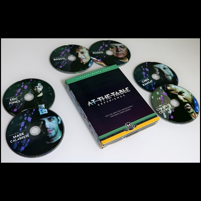 At the Table - Vol 14 (6 DVD)