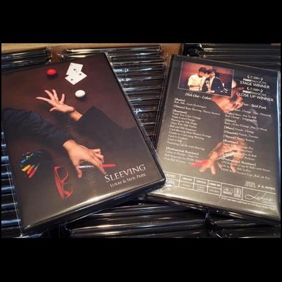 Sleeving (2 DVD)
