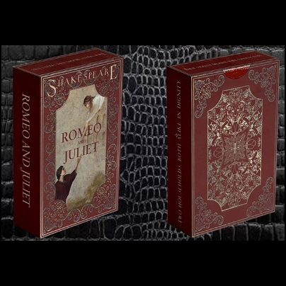 Bicycle Romeo and Juliet (boite rouge)