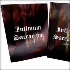 Intinum Sacrarium (couverture rigide)