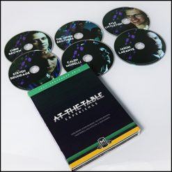 At the Table - Vol 16 (6 DVD)