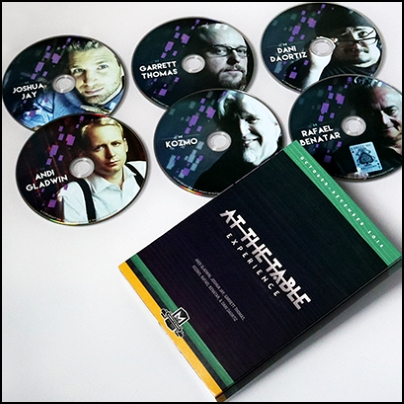 At the Table - Vol 17 (6 DVD)