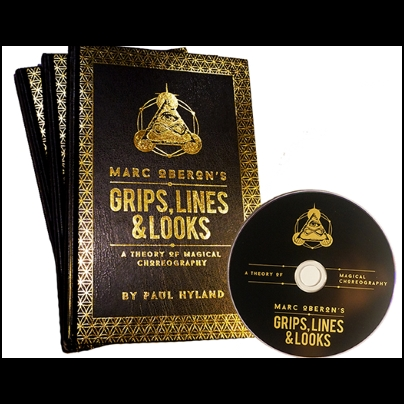 Grips Lines and Looks (livre et DVD)