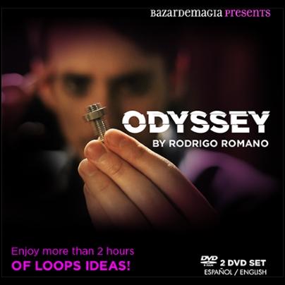 Odyssey (double DVD)