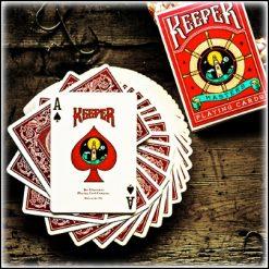Keeper Deck rouge (jeu marqu?)