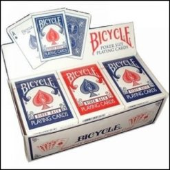 Cartes Bicycle (12 jeux)