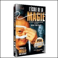 Ecole de la magie - vol 9 (cordes)