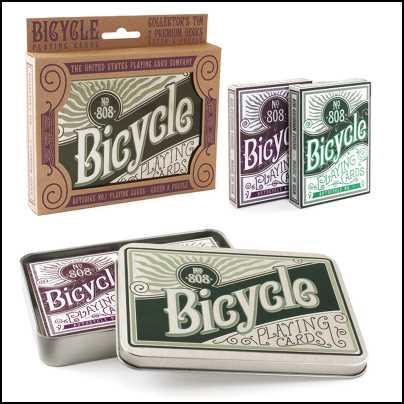 coffret Bicycle