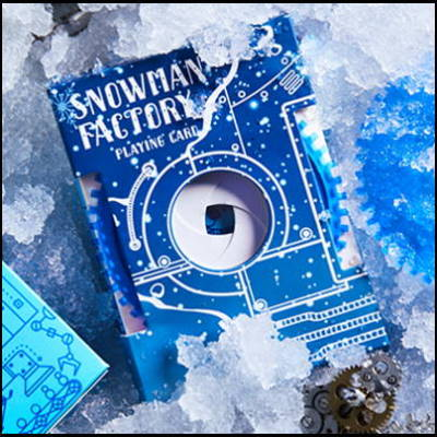 Cartes Snowman Factory