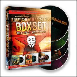 Ultimate Self Working Card Tricks Boxset