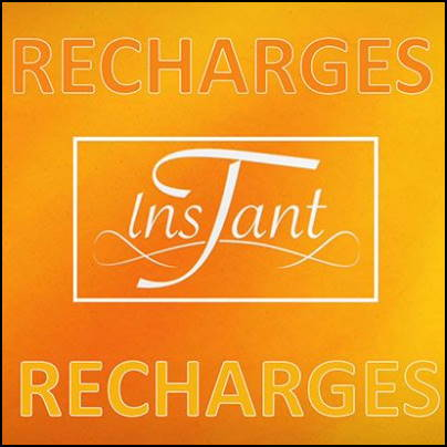 Instant T Recharges