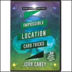 Impossible Location Card Tricks