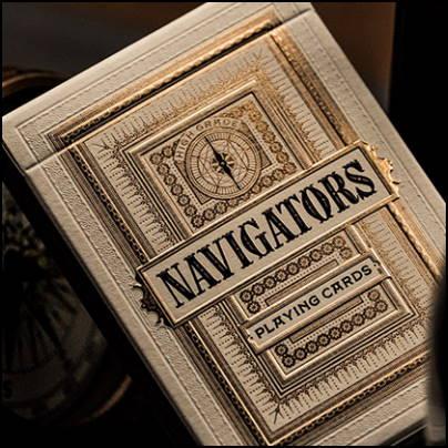 Jeu de cartes Navigators