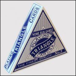 Jeu Triangle bleu