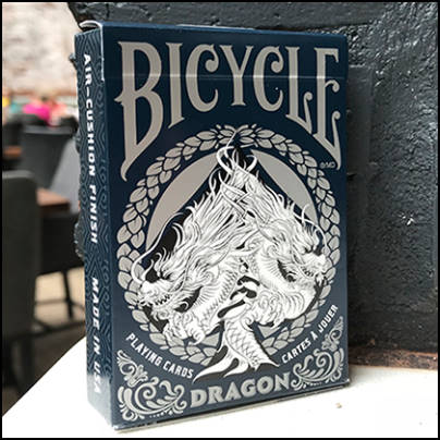 Jeu Bicycle Dragon