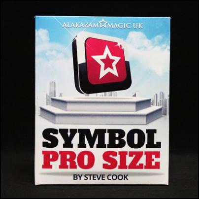 Symbol pro size