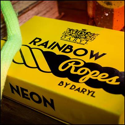 Rainbow ropes Neon
