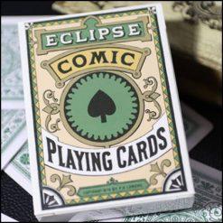 Jeu Eclipse Comic vert