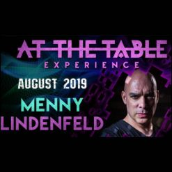 At The Table - Menny Lindenfeld