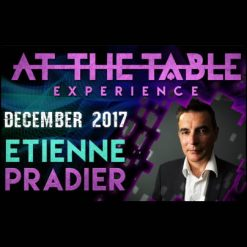 At The Table - Etienne Pradier