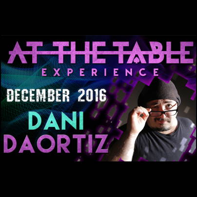 At The Table - Dani Daortiz