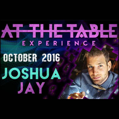 At The Table Joshua Jay