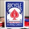 Bicycle faro bleu