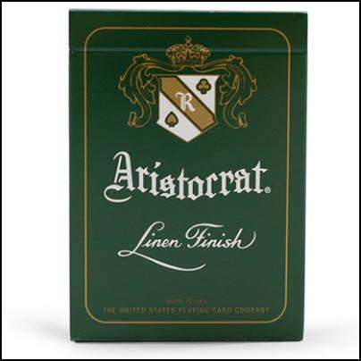 Jeu Aristocrat vert