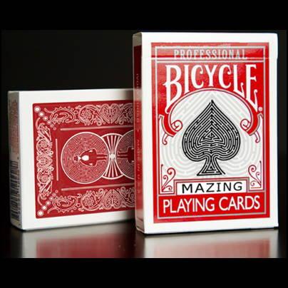 Bicycle Maze