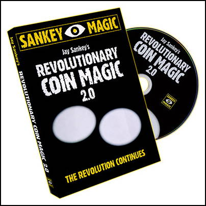 Revolutionary Coin Magic 2.0