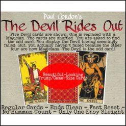 The Devil Rides Out - Paul Gordon