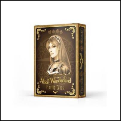 Jeu Alice of Wonderland Gold